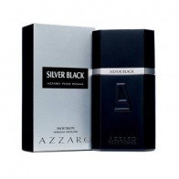Silver Black Eau de Toilette 50ml