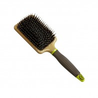 Macadamia Boar Paddle Brush