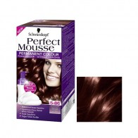 Schwarzkopf Perfect Mousse 586 Mahon Intens