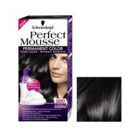 Schwarzkopf Perfect Mousse 200 - Negru