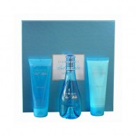 Cool Water Eau de Toilette 100ml + Body Lotion 75ml + Shower Gel 75ml