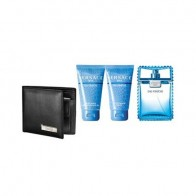 Eau Fraiche Eau de Toilette 100ml + 50ml Shower Gel + 50ml After Shave Balsam + Wallet