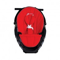 4 Moms Origami Stroller Red Cushion