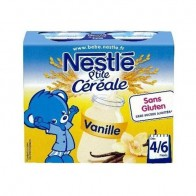 Nestle Ptite Cereals with Milk and Vanilla