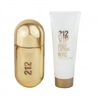 212 VIP Eau de Parfum 50ml + Body Lotion 75ml