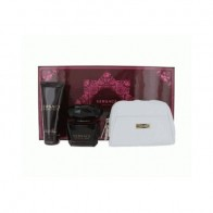 Crystal Noir Eau de Toilette 90ml + 100ml Body Lotion + Cosmetic Bag