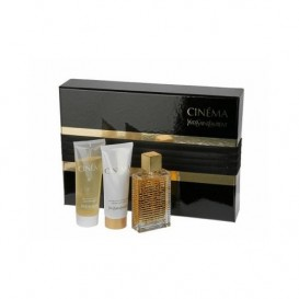 Cinema Eau de Parfum 50ml + Shower Gel 75ml + Body Lotion 75ml