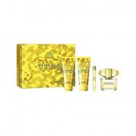 Yellow Diamond Eau de Toilette 90ml + Shower Gel 100ml + Body Lotion 100ml + Eau de Toilette Roller Ball 10ml