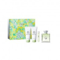 Versense Eau de Toilette 100ml + 100ml Shower Gel + 100ml Shimmering Body Lotion + 10ml Eau de Toilette Rollerball
