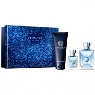 Pour Homme Medusa Eau de Toilette 100ml + Shower Gel 100ml + After Shave 75ml