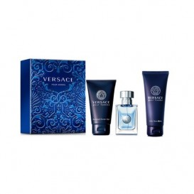 Pour Homme Medusa Eau de Toilette 100ml + Shower Gel 100ml + After Shave Balsam 75ml