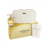 Vanitas Eau de Parfum 100ml + 100ml Body Lotion + 100ml Shower Gel + Cosmetic Bag