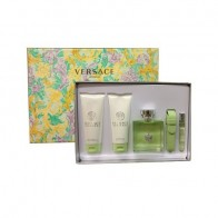 Versense Eau de Toilette 100ml + 100ml Body Lotion + 100ml Shower Gel + Eau de Toilette 10ml Rollerball