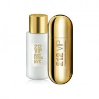 212 VIP Eau de Parfum 80ml + Body Lotion 200ml