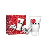 My NY Eau de Parfum 100ml + Body Lotion 100ml + Key