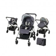 Bebe Confort Trio Streety Total Black