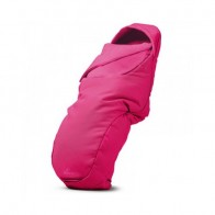 Quinny Footmuff Pink Passion