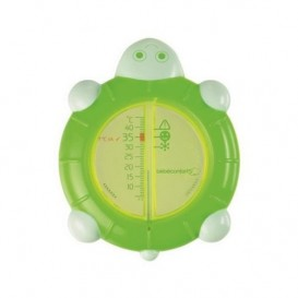 Bath Thermometer Tortoise Green