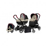 Peg Perego 3 in 1 Book Plus Modular Fiat 500