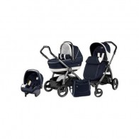 Peg Perego 3 in1 Book Plus S Black Completo SL Luna