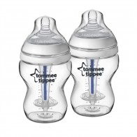 Tommee Tippee Closer To Nature Anticolic Set Bottle PP 260ML