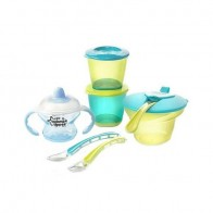 Tommee Tippee Closer to Nature Diversification Food Kit For Boys