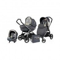 Peg Perego 3 in1 Book Plus S Black Completo SL Denim