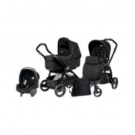 Peg Perego 3 in1 Book Plus Black POP-UP Onix