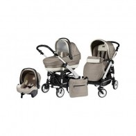 Peg Perego 3 in 1 Easy Drive Completo Avana