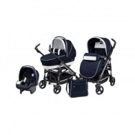 Peg Perego 3 in 1 Pliko Switch Four Completo Luna