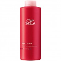 Wella Brilliance for Fine Hair 1000ml