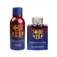 FC Barcelona Eau de Toilette 100ml + Deodorant Spray 150ml