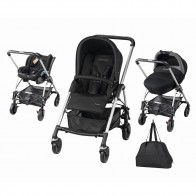 Bebe Confort Trio Streety Next Black Crystal