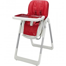 High Chair Kaleo Animals Red