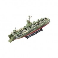 Revell U.S. Navy Landing Ship Medium (LSM)