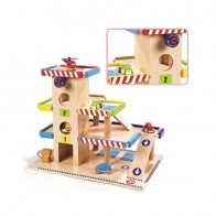 Janod Garage Playset