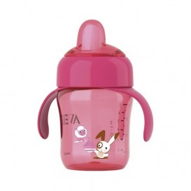 Spout Pink Cup 200ML