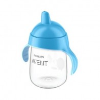 Philips Avent Transparent Spout Blue Cup 340ML