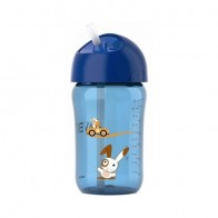 Philips Avent Straw Blue Cup 340ML