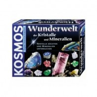 Kosmos Wonderful World of Crystals and Minerals