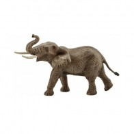 Schleich Male African Elephant