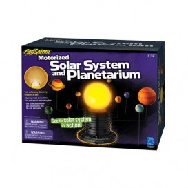 Geosafari Motorised Solar System
