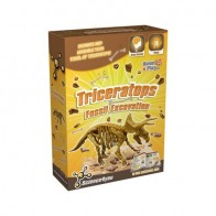 Science4you Triceratops - Fossil Excavation