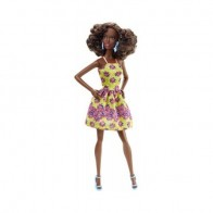 Mattel Barbie BRB Fashionistas Fancy Flowers Doll