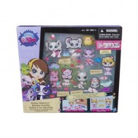 Hasbro Littles Pet Shop Getting Glamorous