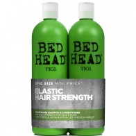 Tigi Bed Head Elasticate Strengthening Shampoo 750ml + Conditioner 750ml
