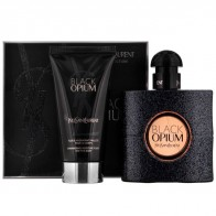 Yves Saint Laurent Black Opium Eau de Parfum 50ml + Body Lotion 50ml