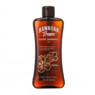 Hawaiian Tropic Dark Tanning Sun Care Moisturizing Oil 236ml
