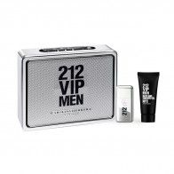 212 VIP Men Eau de Toilette 50ml + Shower Gel 75ml