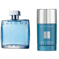 Chrome Eau de Toilette 100ml + Stick 75ml